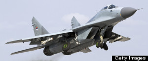 SYRIA BUYS FIGHTER JETS