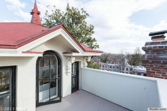 rooftop features