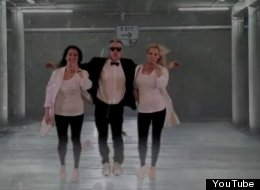 Head Does Gangnam Style