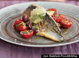 Recipe Of The Day: Sea Bass