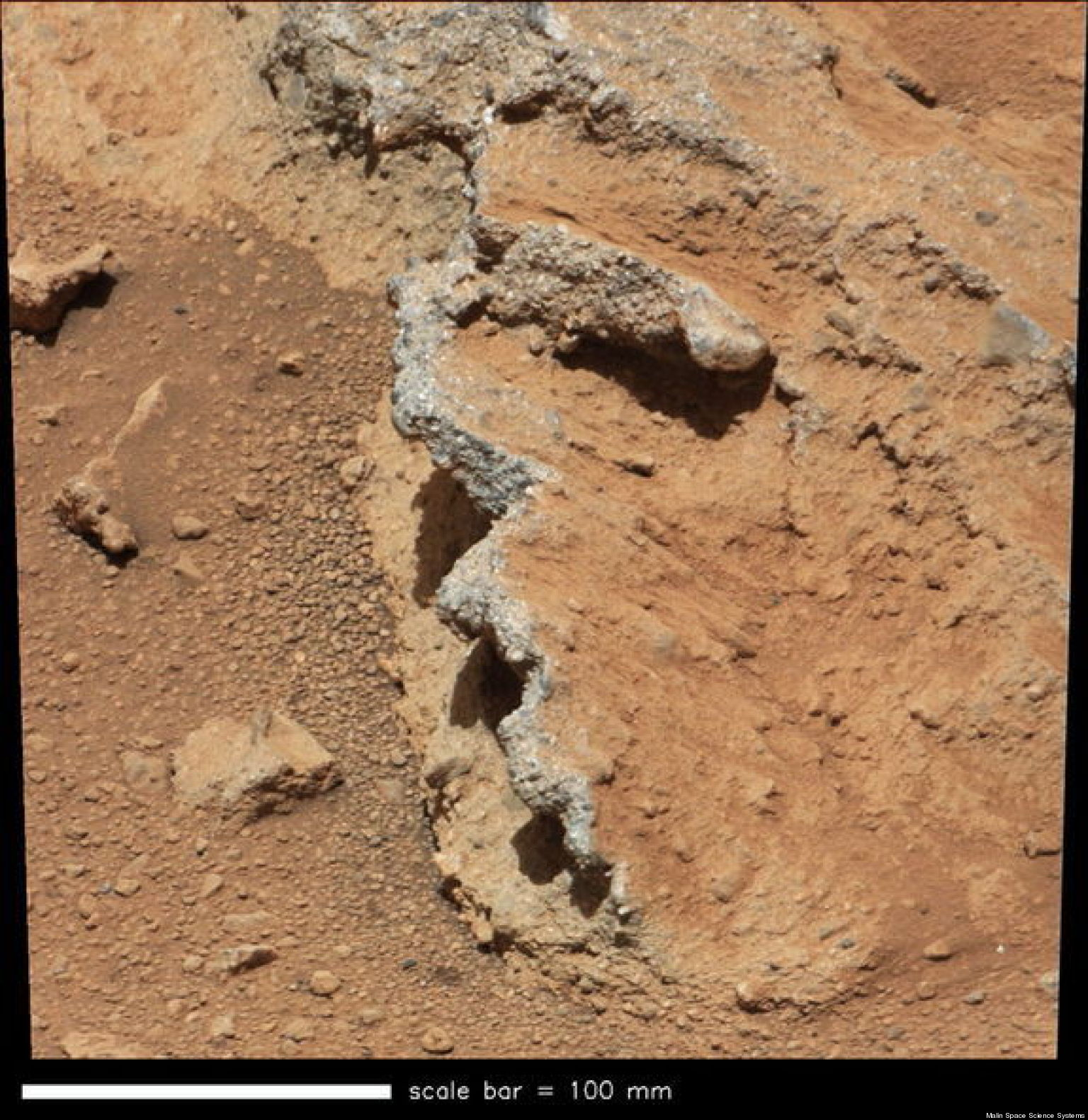 mars rover discovers - photo #13