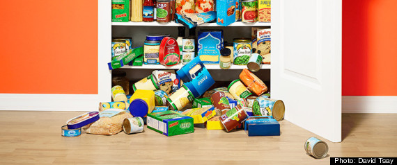 ORGANIZATION TIPS PANTRY PARE DOWN PETER WALSH