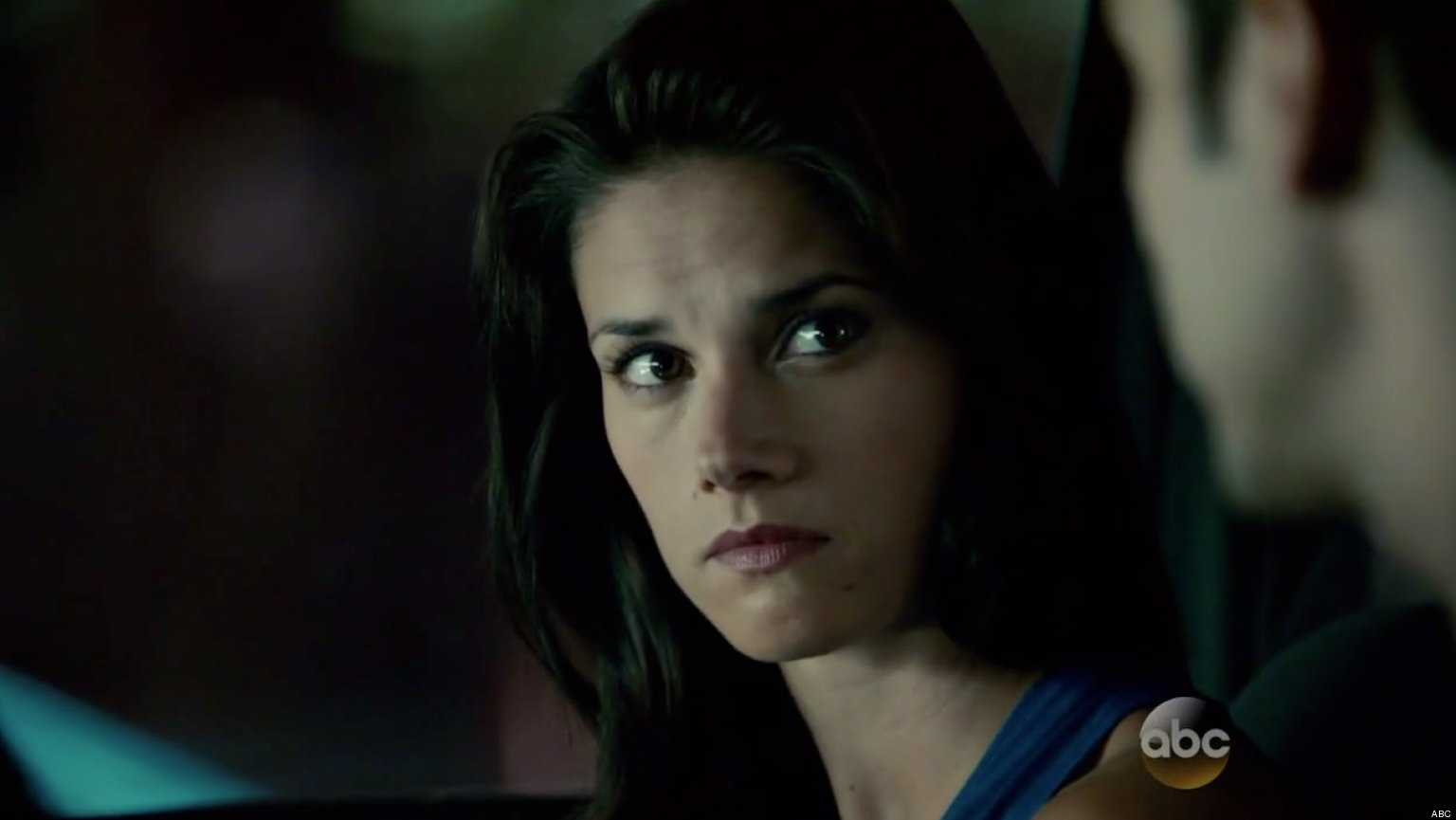 'Rookie Blue': Andy And Sam's Private Moment Reveals Big ... Rookie Blue Andy And Sam