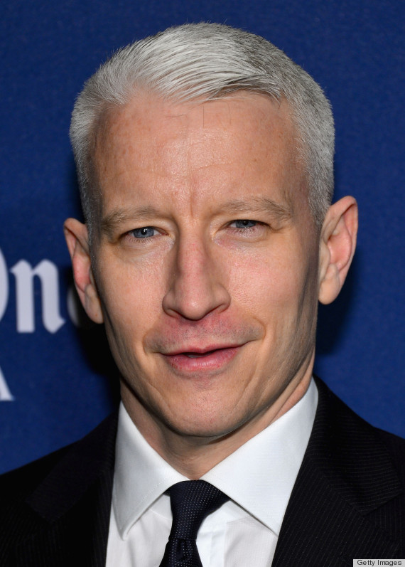 Why Anderson Cooper Was Destined To Be A Style Icon (PHOTOS) | HuffPost