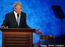 Clint Eastwood Empty Chair