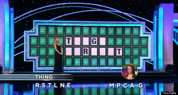 1 Million Dollar Wheel of Fortune
