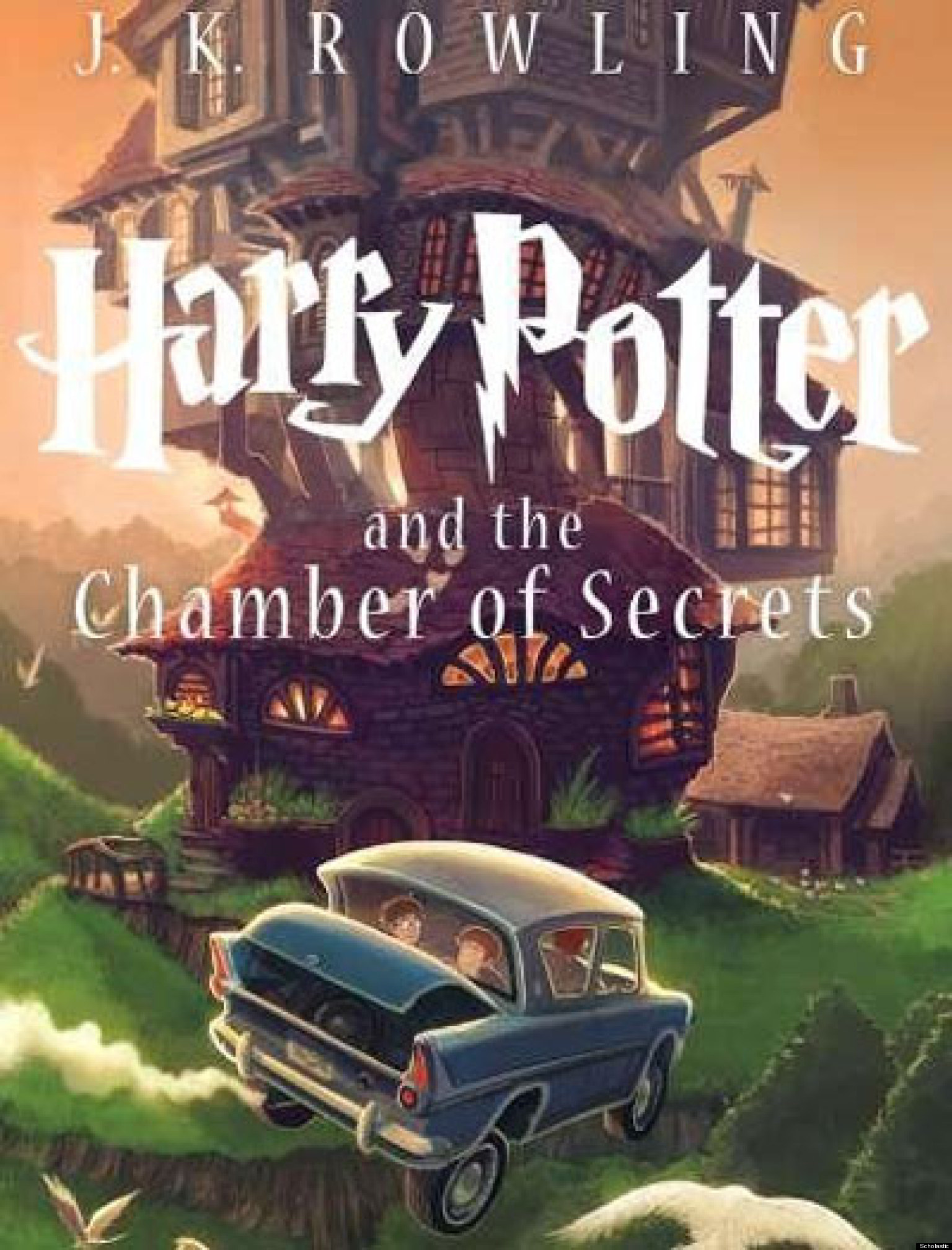 Harry Potter Book Cover Creator : New harry potter book cover and other things we re