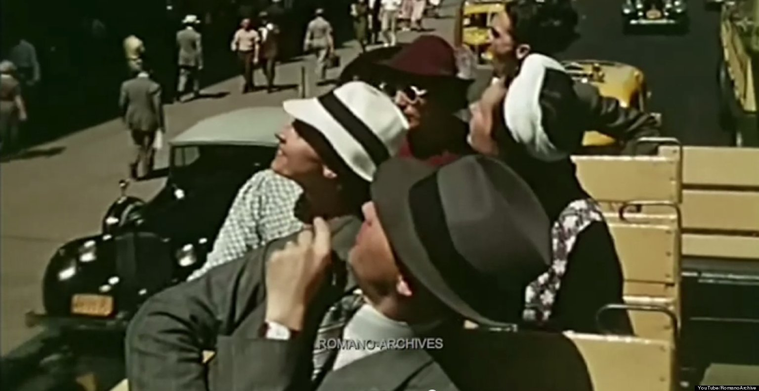 Rare Color Film Of New York City In The Summer Of 1939 Is Gorgeous