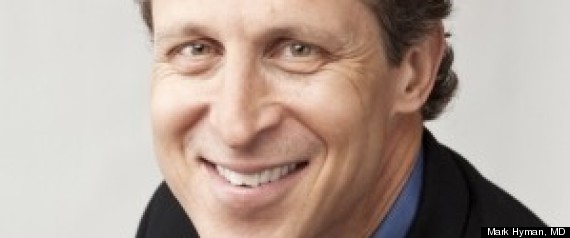 MARK HYMAN MD