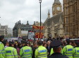 BNP Westminster Protesters Clash With Rival Anti-Fascists (PICTURES)