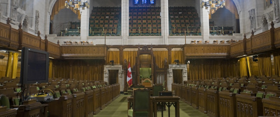 HOUSE OF COMMONS CANADA
