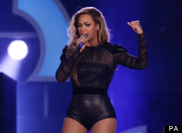 Beyonce Headlines 'Sound Of Change' Concert, With Some Husbandly Help