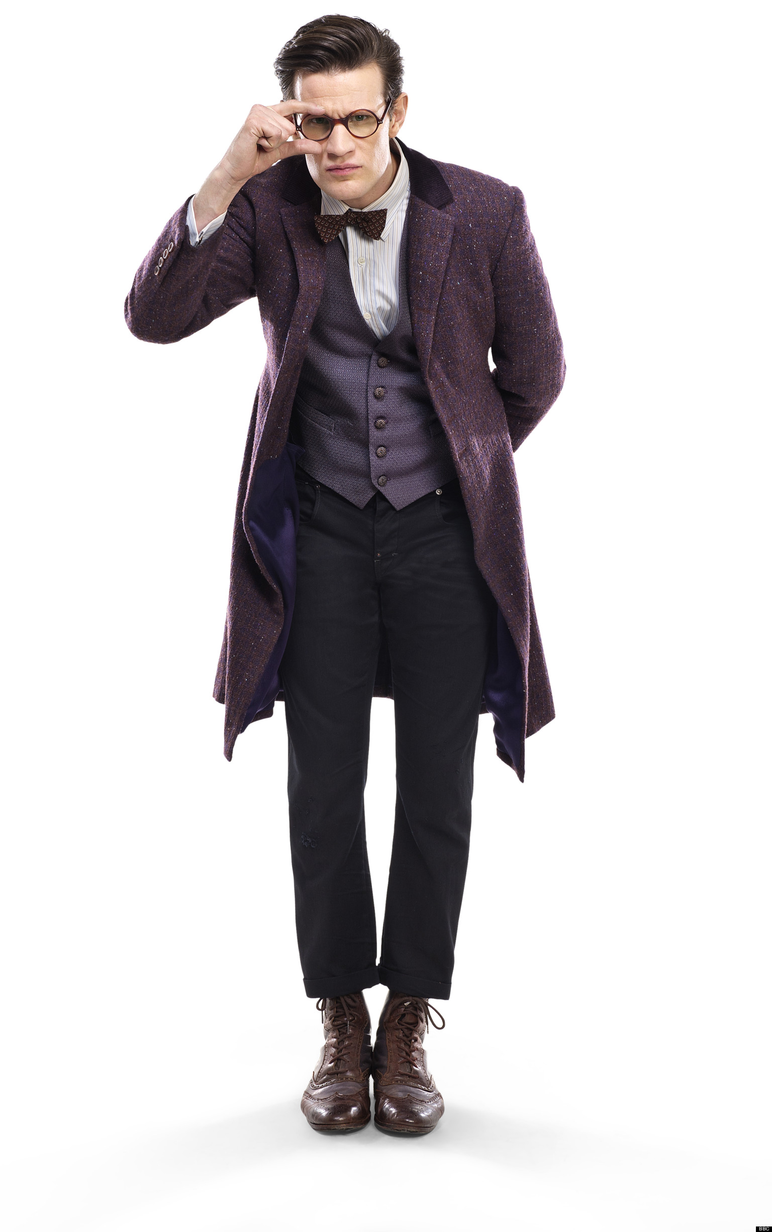 Bow Ties are cool - Matt Smith - Doctor Who