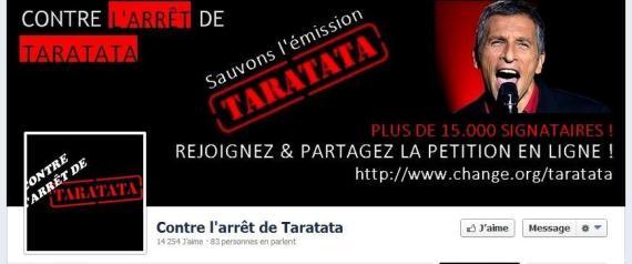 ARRET TARATATA PETITION