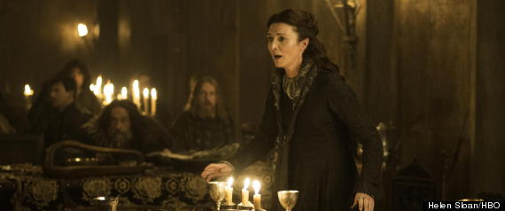 CATELYN STARK DEAD