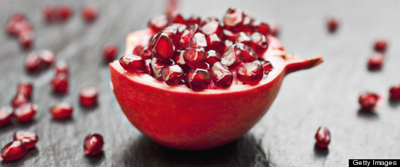 POMEGRANATE SUPERFOOD PROSTATE CANCER