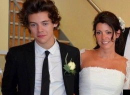 Harry Does His Mum Proud