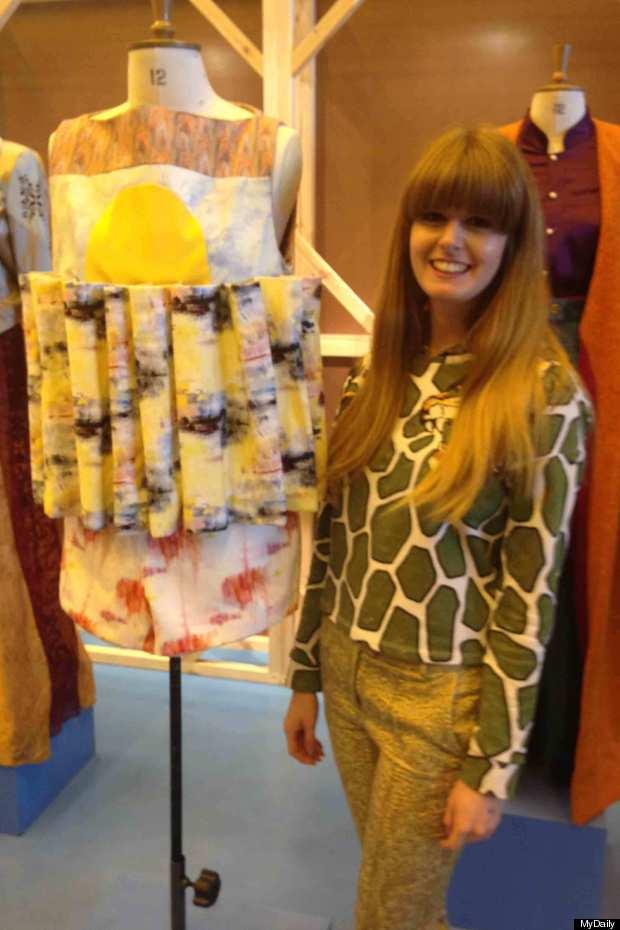 sophie pollard fashion