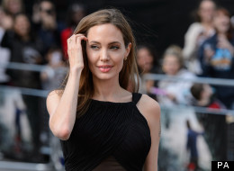 Angelina 'Moved' By Support From London Crowd