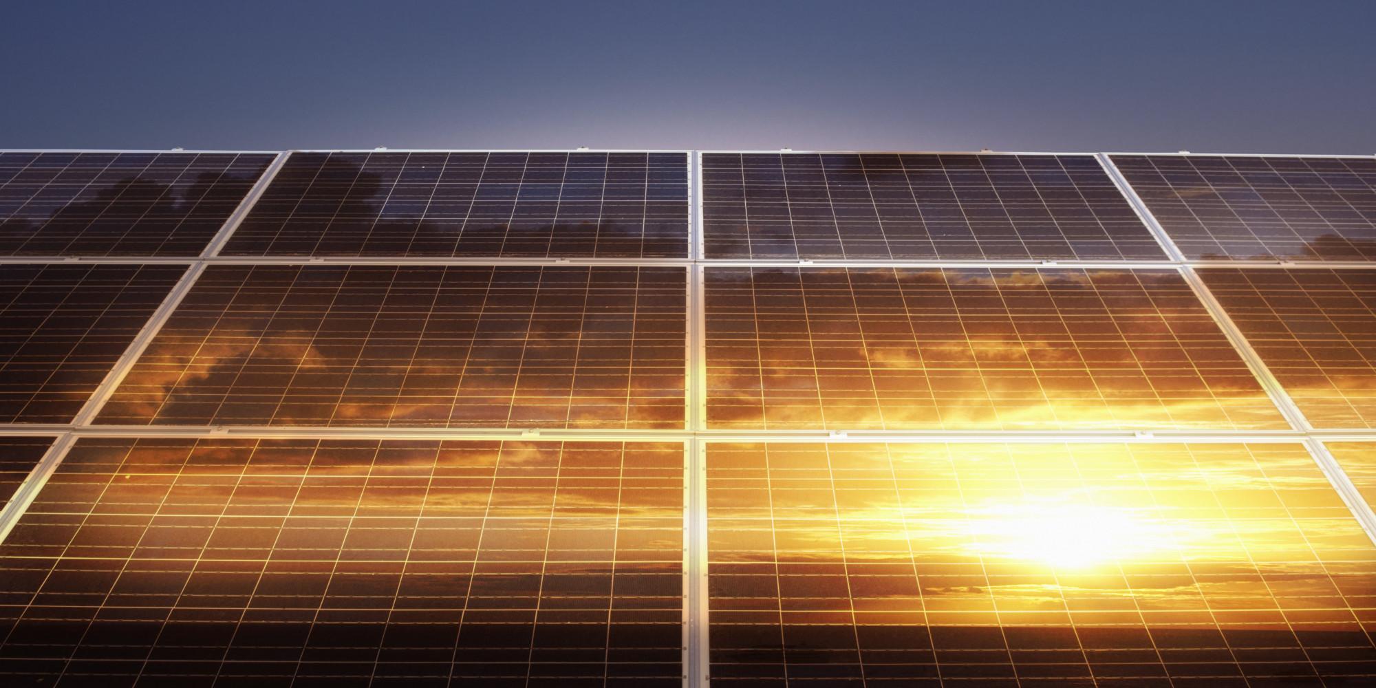 Obama Should Lift U S Solar Tariffs During His China