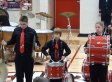 'Star-Spangled Banner' Cymbal FAIL: Kid Improvises After Cymbals Break During Performance (VIDEO)