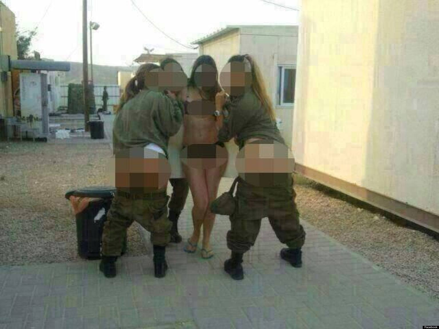 Фото военных девушек в стрингах 1 фотография