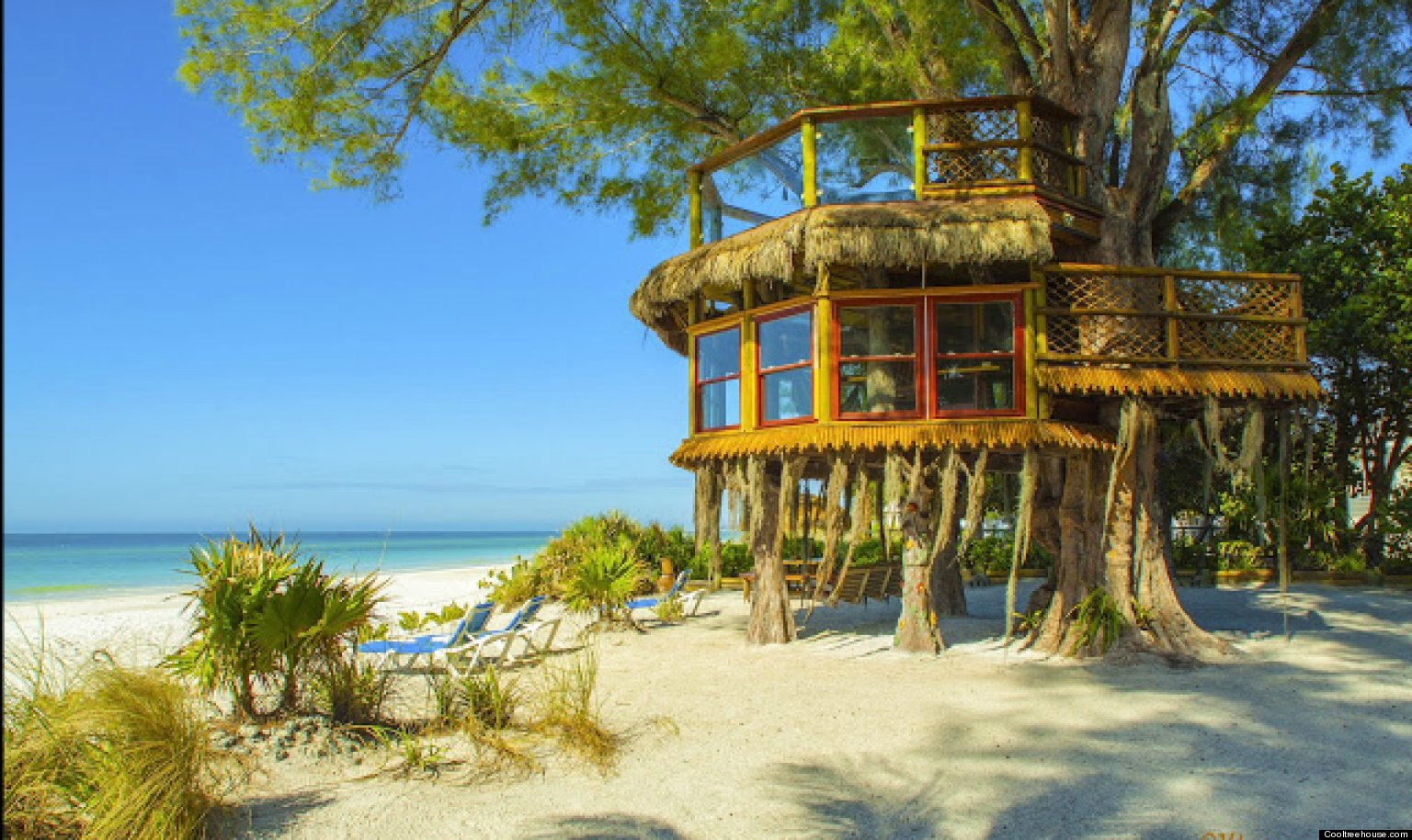florida couple u0027s elaborate beach treehouse could be torn down