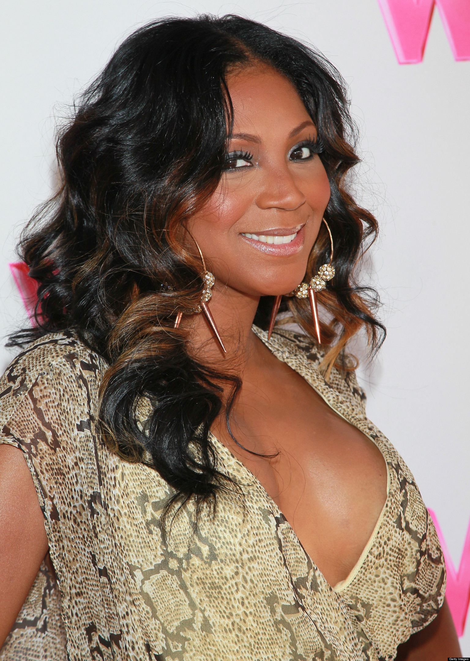 Who Is Father of Trina Braxtons Sons on Braxton Family
