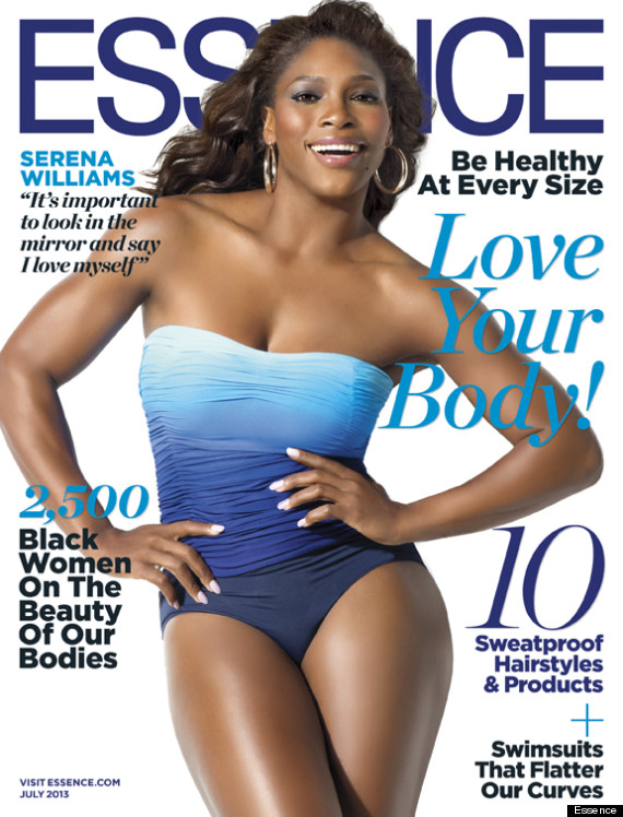 serena williams essence