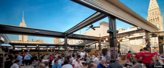 The Best Outdoor Dining Amp Drinking Places In New York City