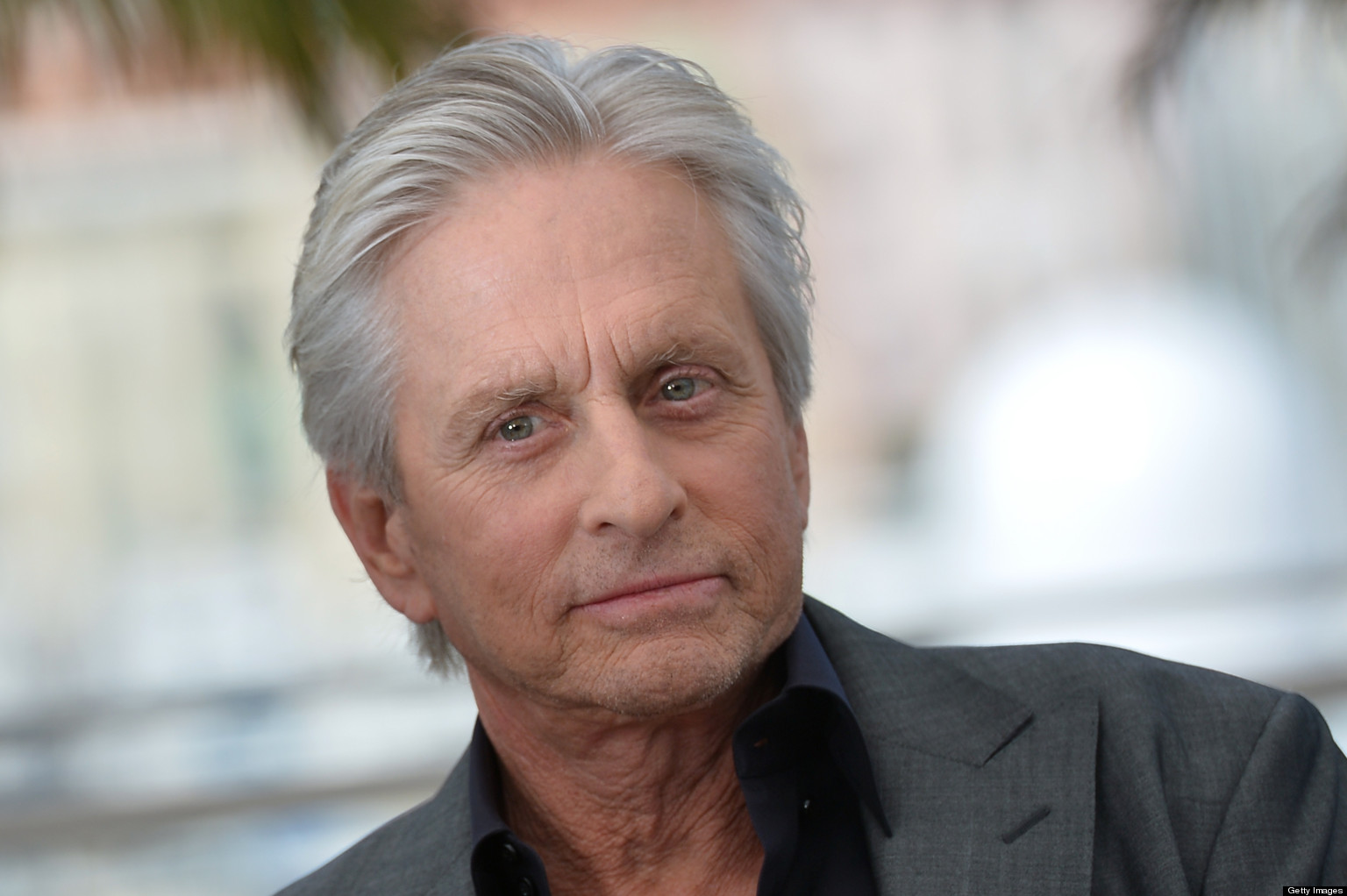 michael douglas no cancer. Black Bedroom Furniture Sets. Home Design Ideas