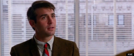 MAD MEN BOB BENSON