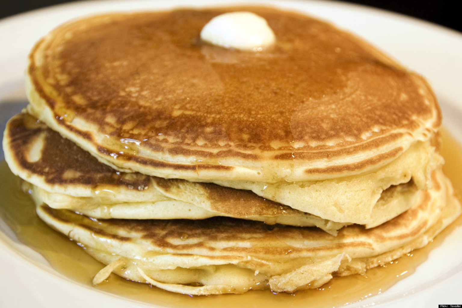 The Only Pancake Recipe You'll Ever Need | HuffPost