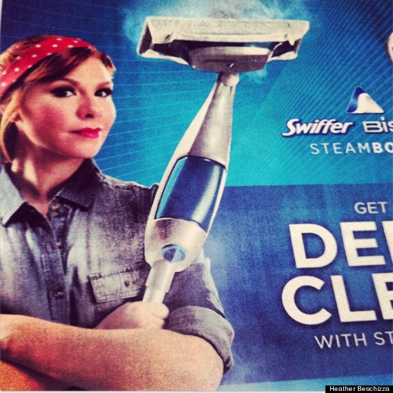 swiffer ad rosie the riveter