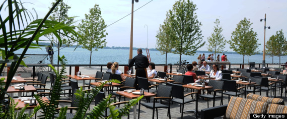 BEST TORONTO PATIO 2013