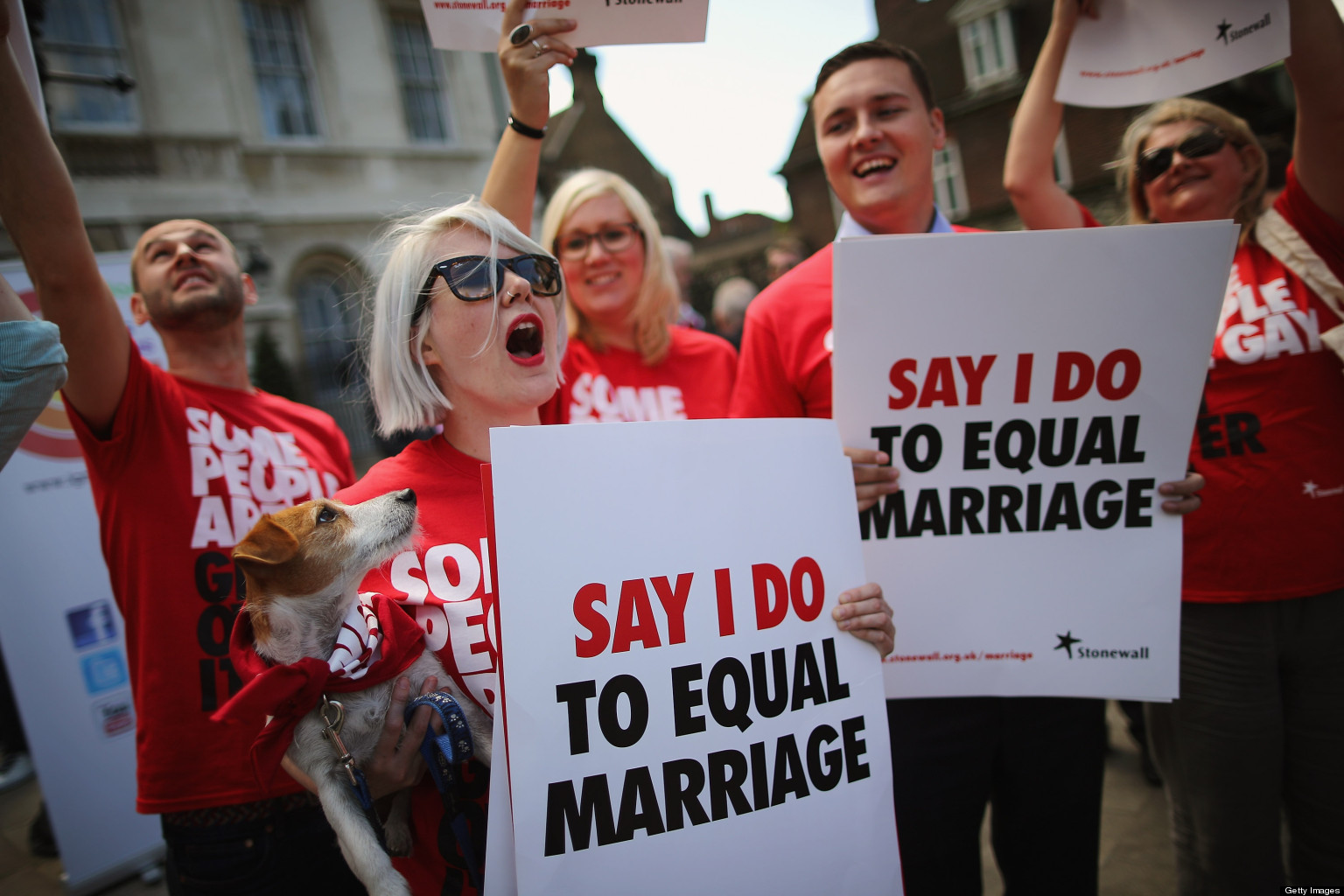 blogs against gay marriage