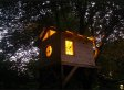 Family Builds Amazing Treehouse For Less Than $300 (PHOTOS)
