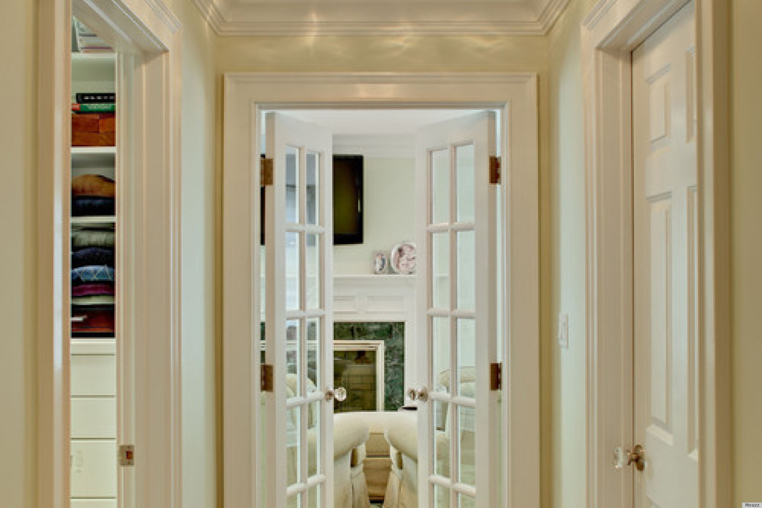 Interior french doors interior french doors - 10 Homes With French Doors That Are Just So Gorgeous Photos Huffpost