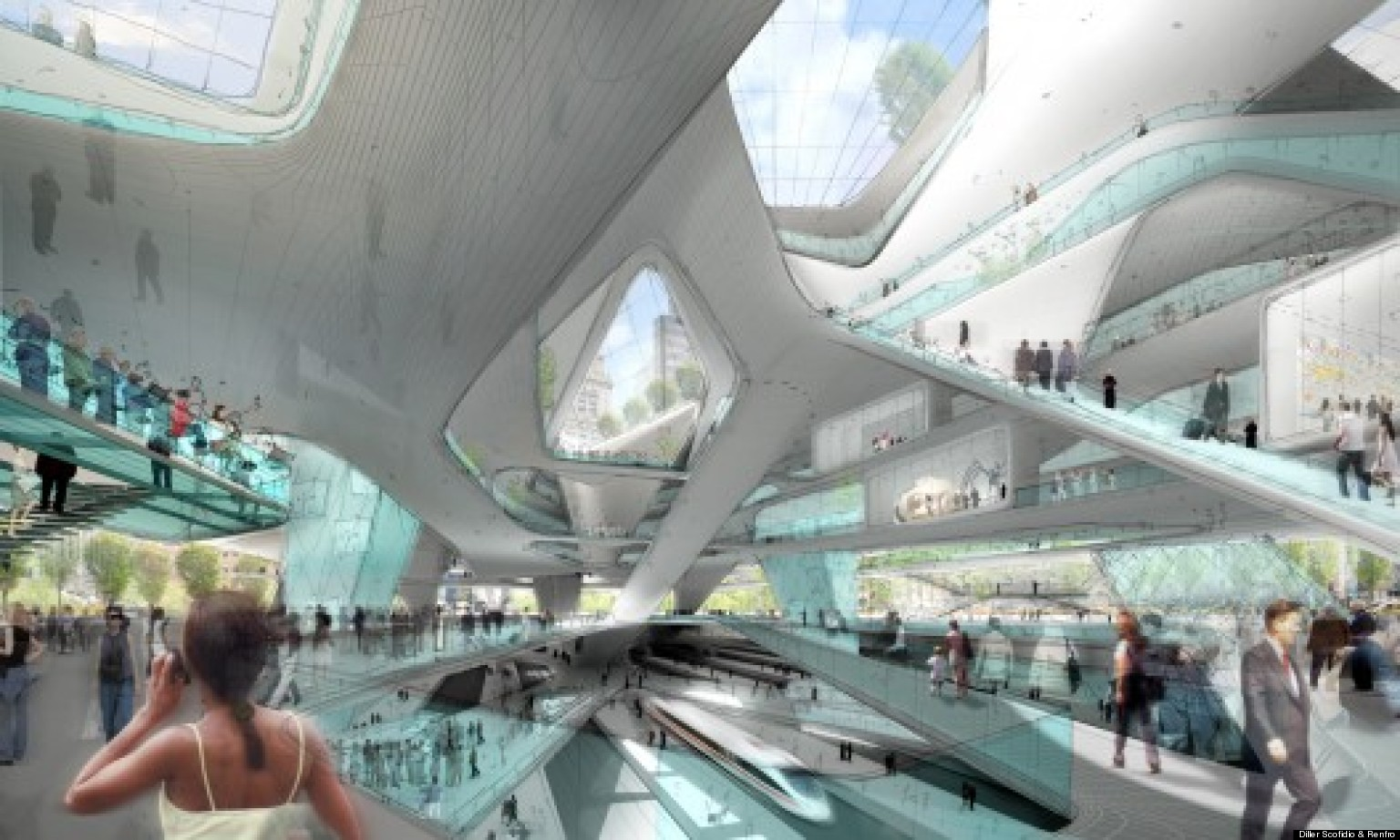 penn station re imagined four architecture firms propose future