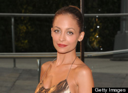 Nicole Richie Flaunts MAJOR Sideboob