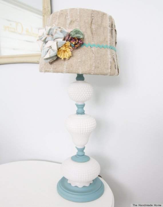 DIY Lampshade Ideas That Will Personalize Your Bedside Table (PHOTOS ...