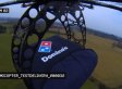 'DomiCopter' Drone From Domino's Delivers Pizza By Air (VIDEO)