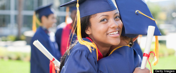 Graduating High School Tumblr High School Graduates Hugging