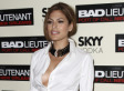 Eva Mendes Is Unbuttoned, Braless (PHOTOS, POLL)