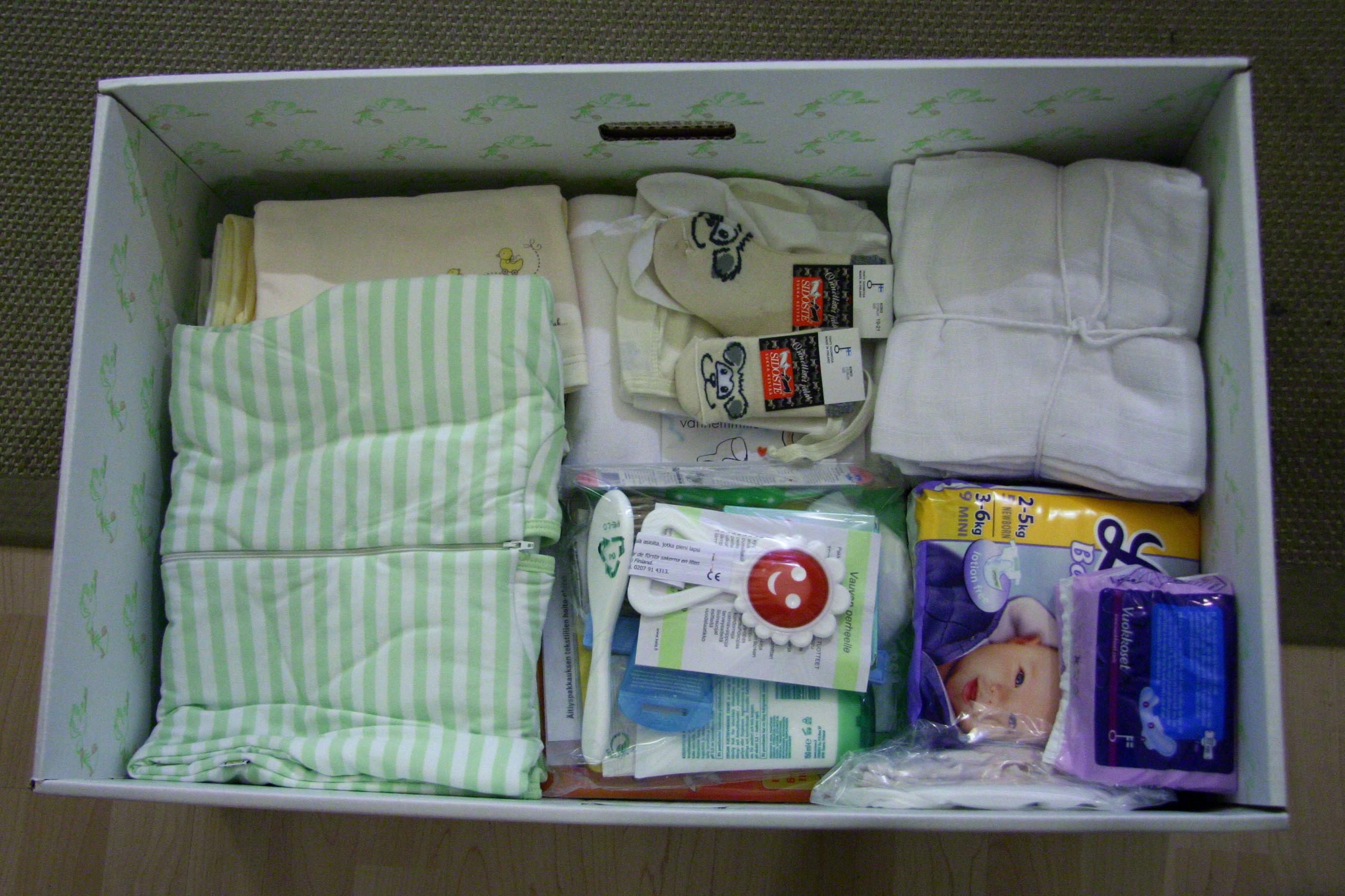 boîte de maternité