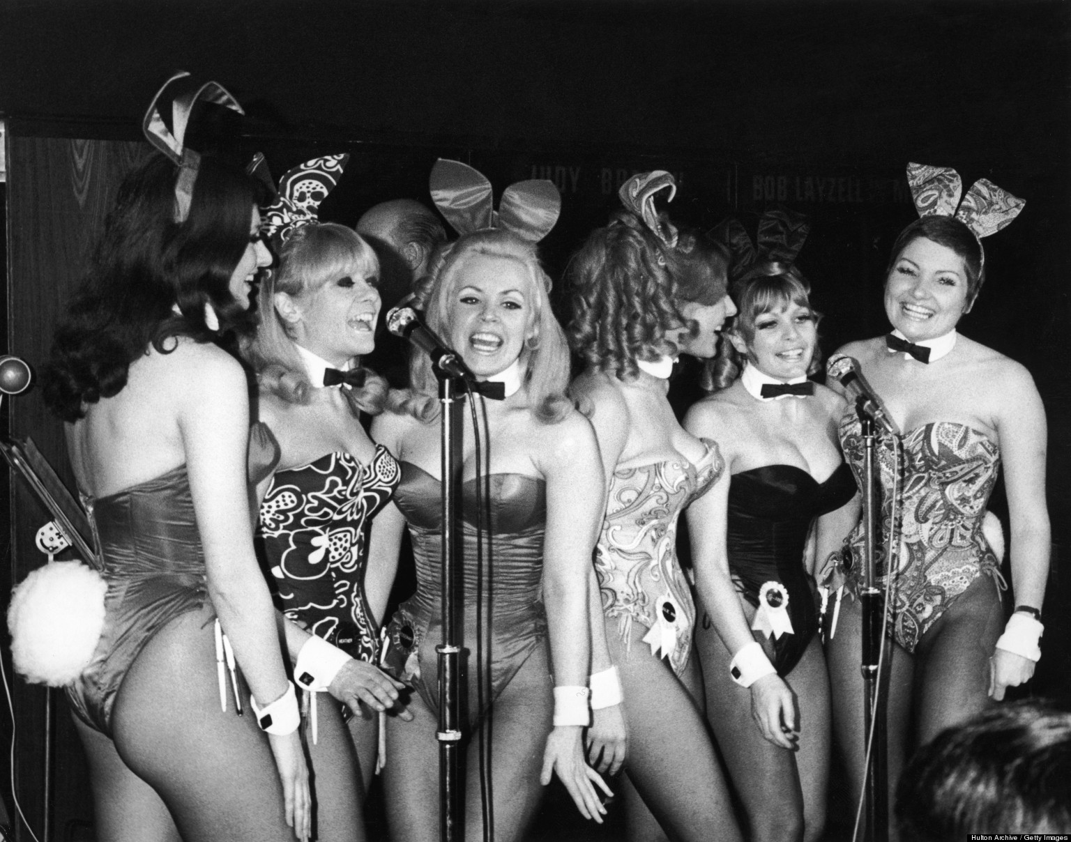 LOOK: Vintage Photos Of Playboy Bunnies