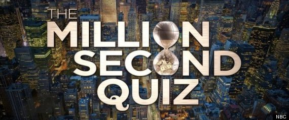 Million Second Quiz Nbc