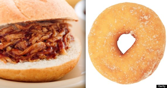 pulled porknuts