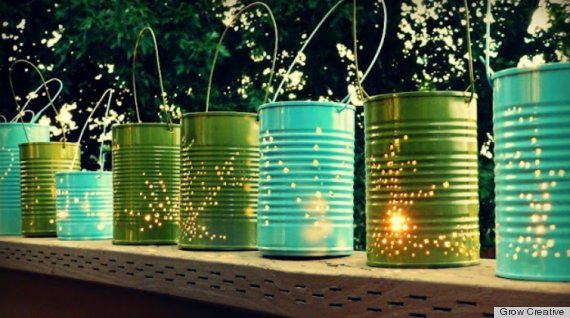 diy outdoor lighting ideas to illuminate your summer nights photos