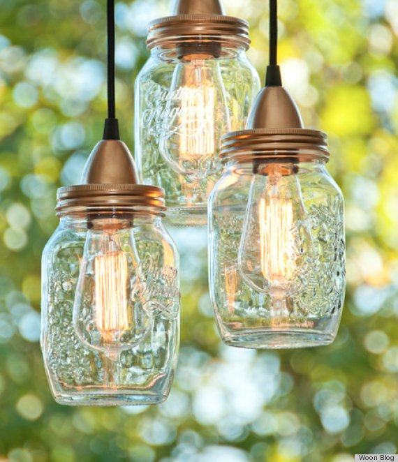Decoration News Outdoor Lighting Jar